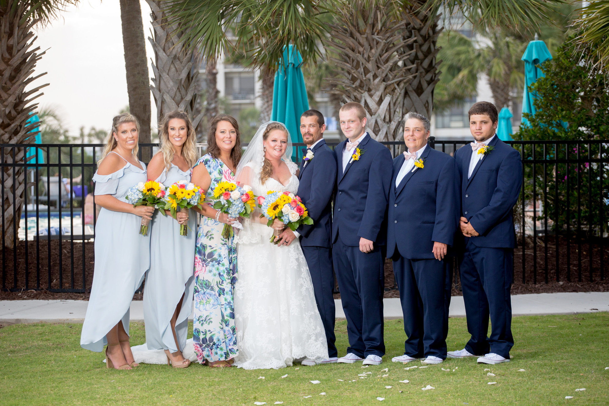 Summer Destination Wedding - Myrtle Beach17.jpg