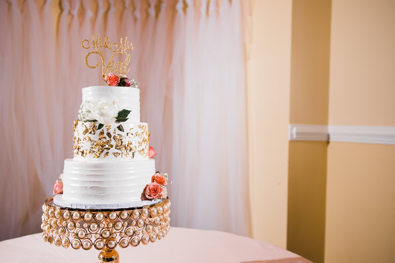 Cake - Spring Wedding - Blush Wedding.jpg