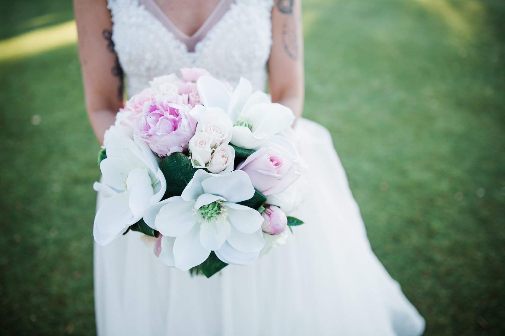Round Bouquet - Spring Wedding - North Myrtle Beach.jpg