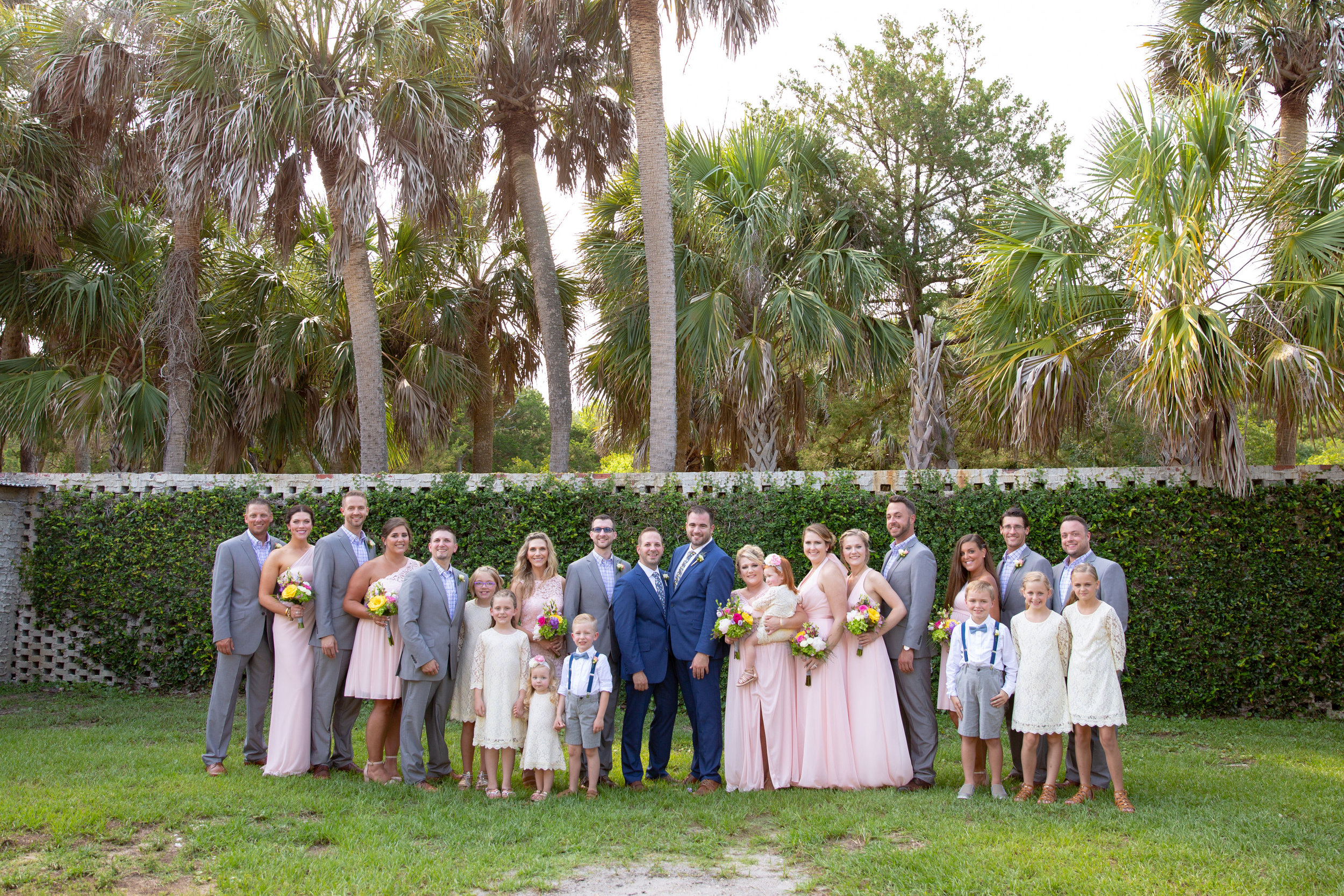 Grooms with Wedding Party at Atalaya Castle.jpg