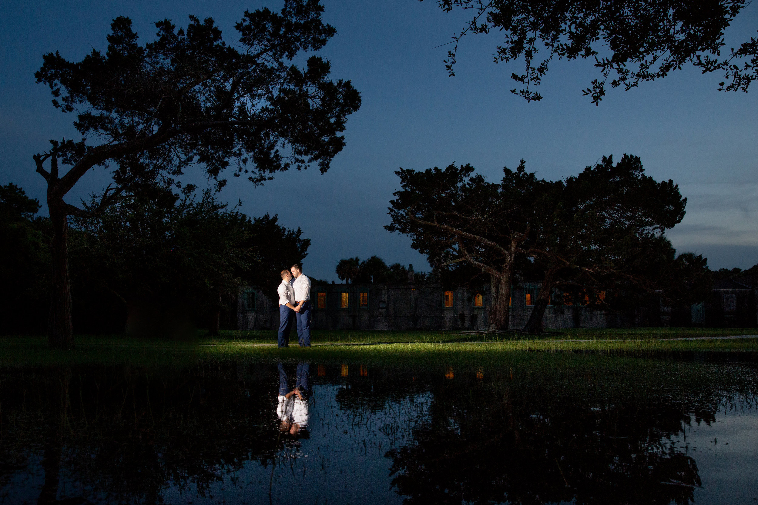 Couple at Night at Atalaya Castle.jpg
