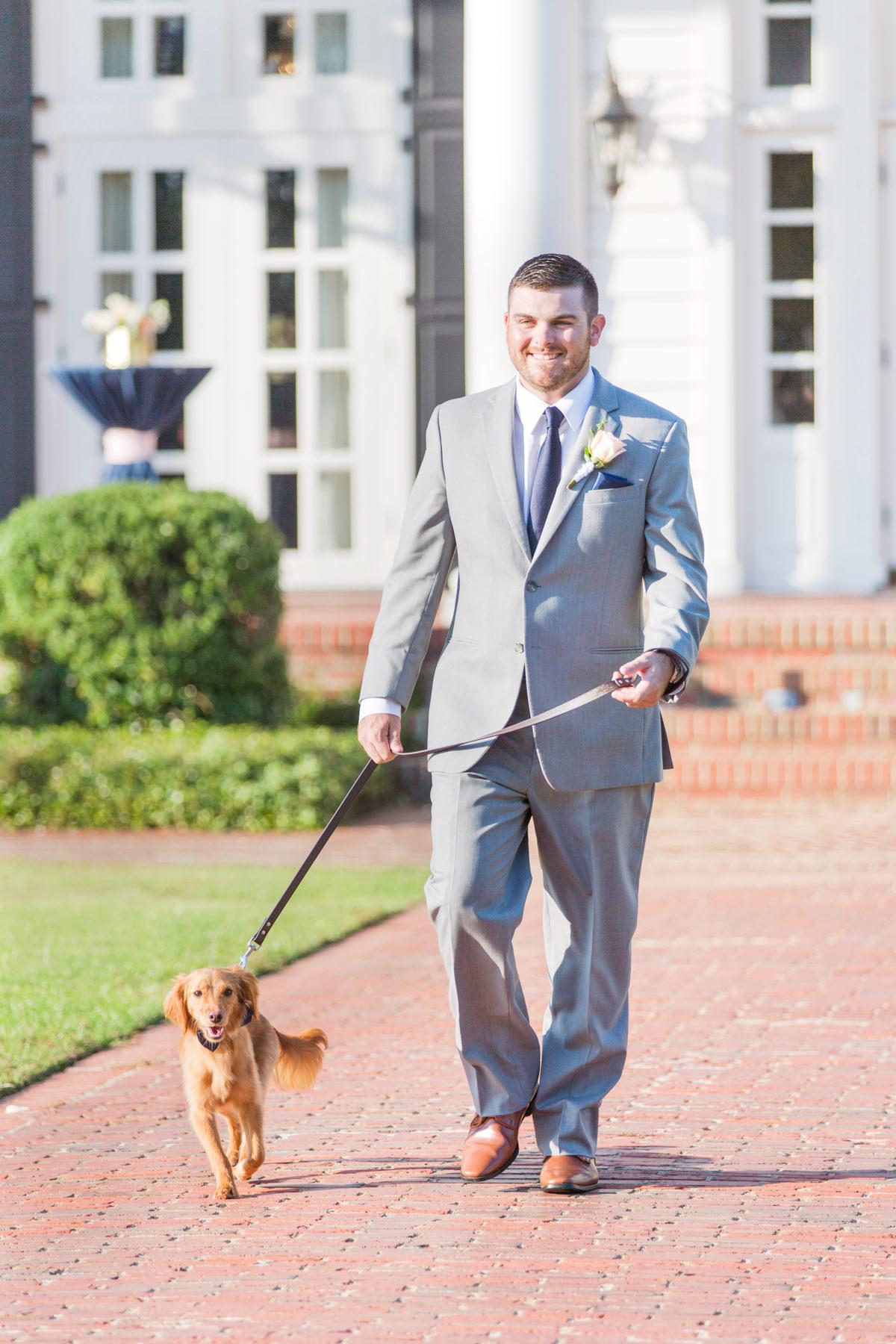 Groom, Dan with Dog Ozzie.jpg