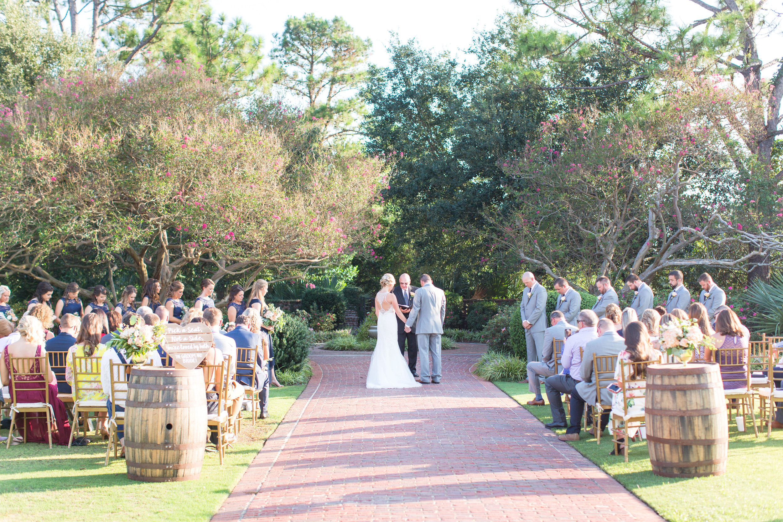 Wedding Ceremony by Garden.jpg
