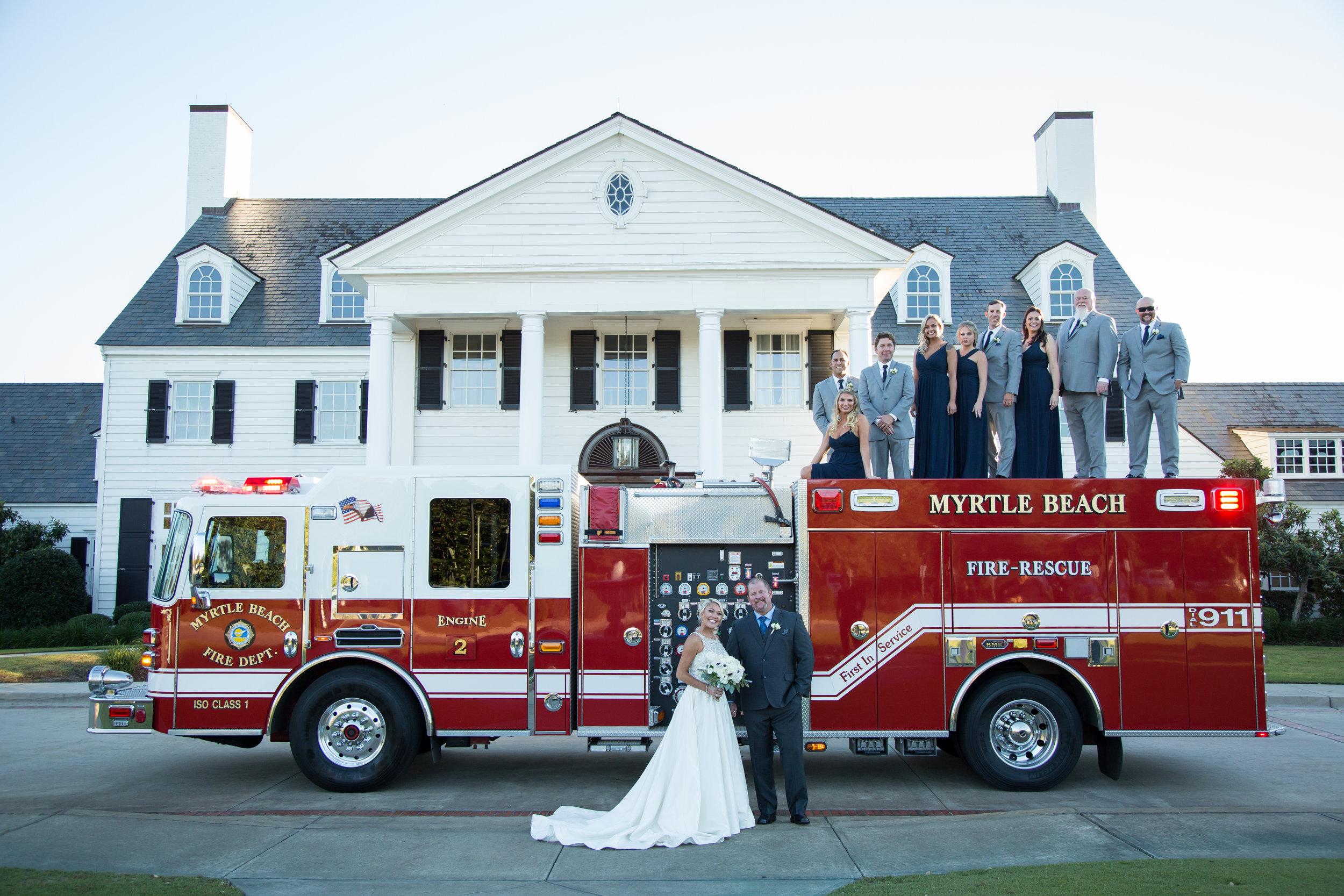 Frietruck Wedding Photos