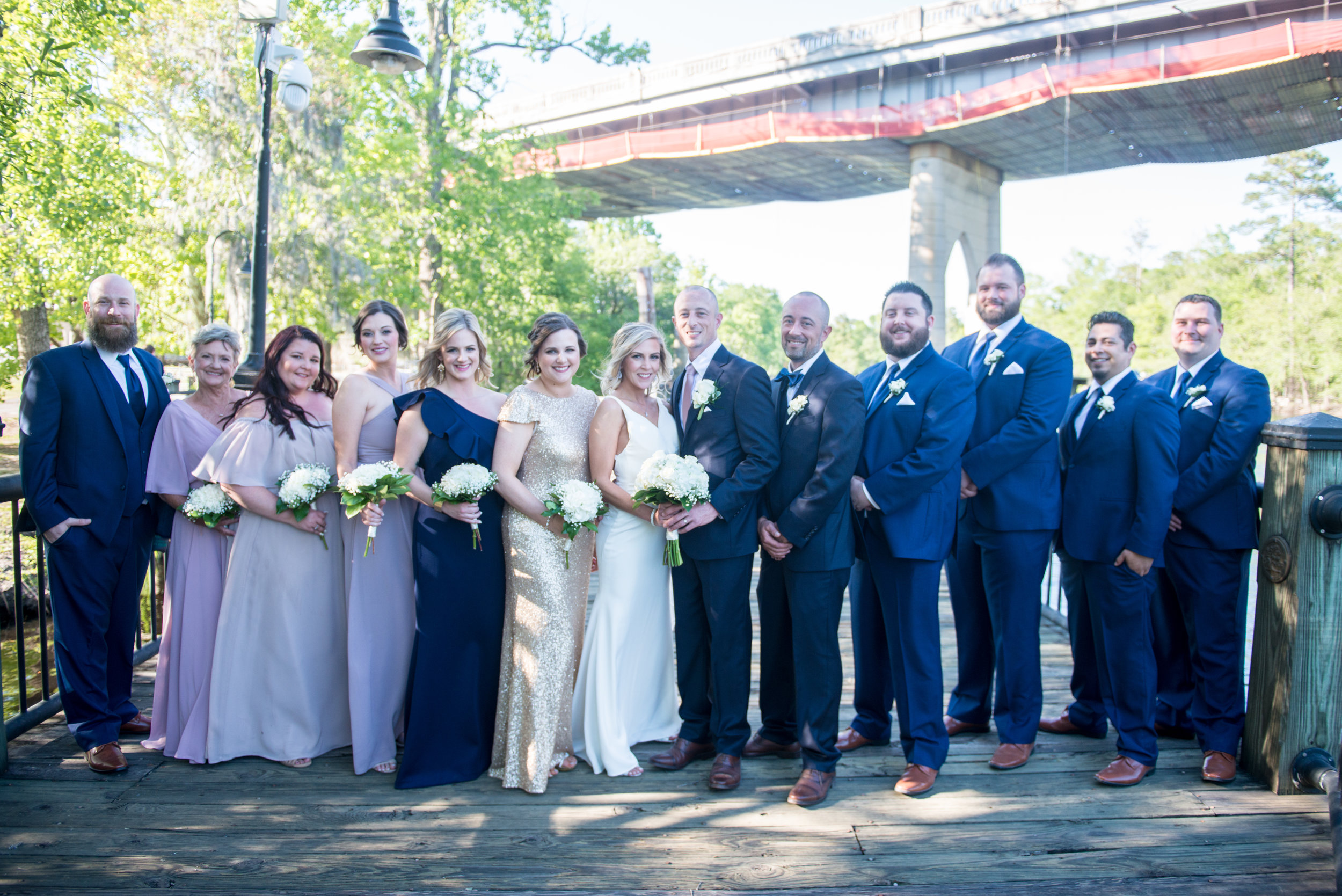 Wedding Party - Conway Riverwalk EVENTS BY SANTANA.jpg