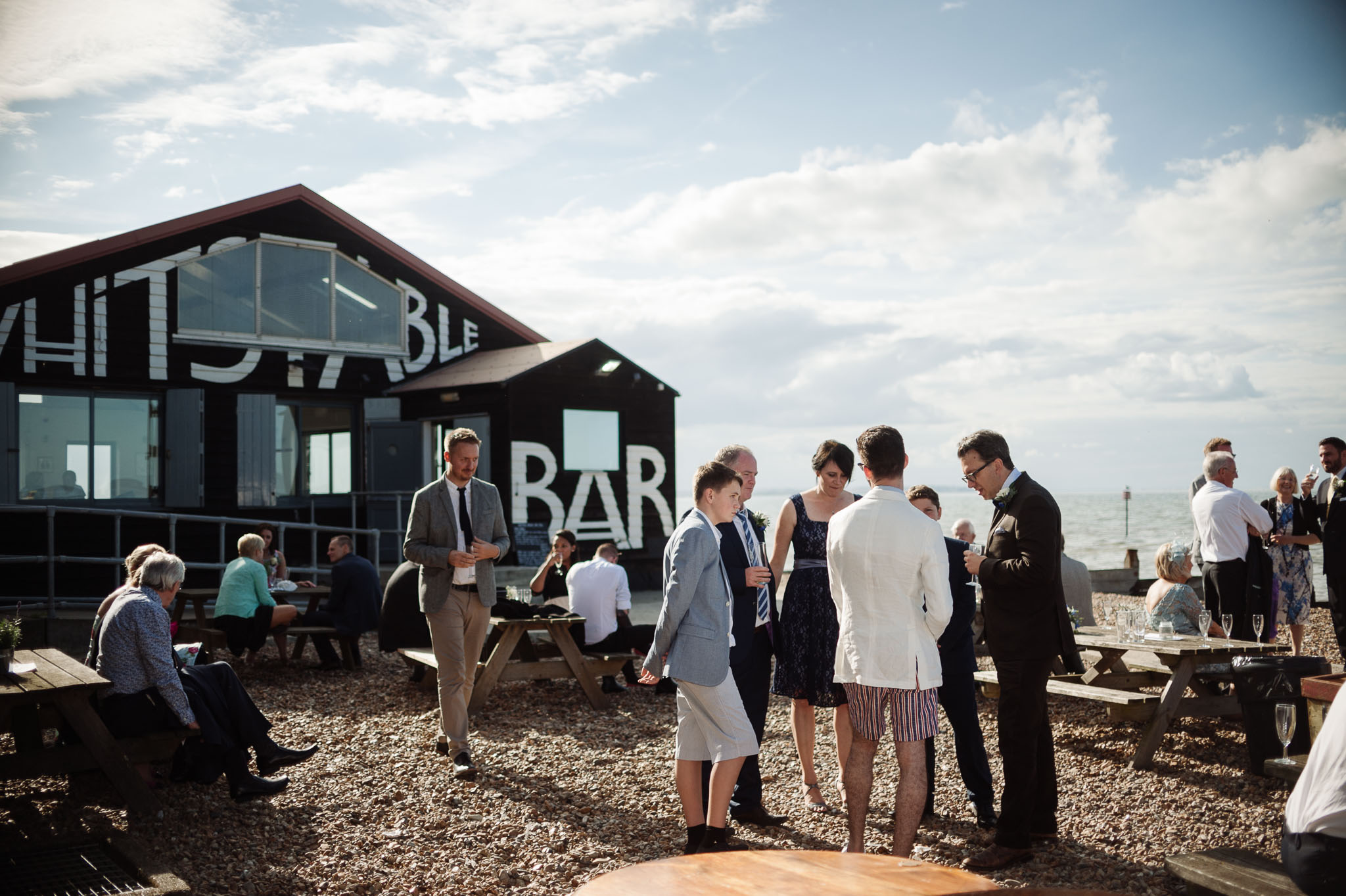 East Quay Lobster Shack Wedding-77