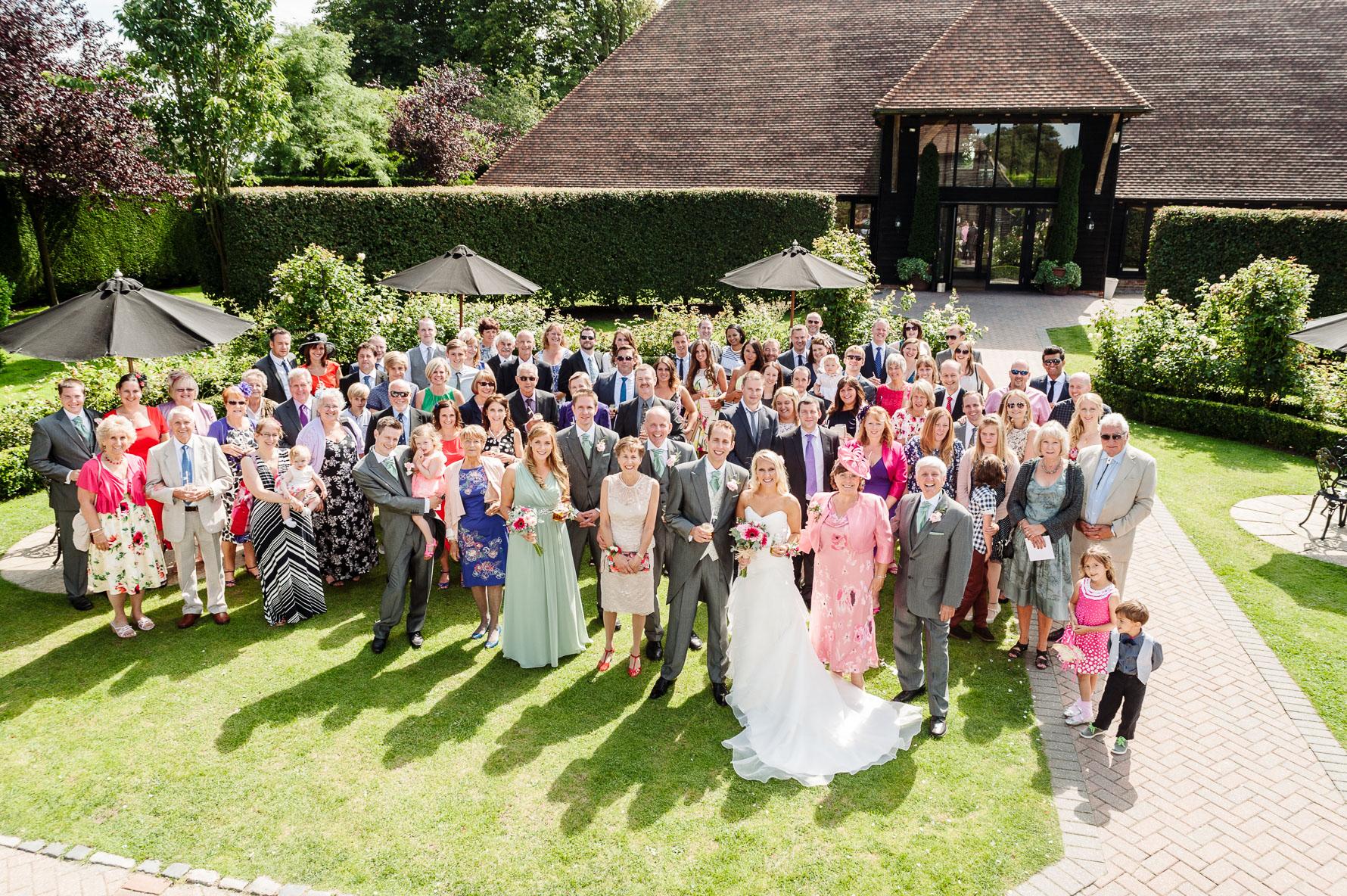 Old Kent Barn Wedding-49