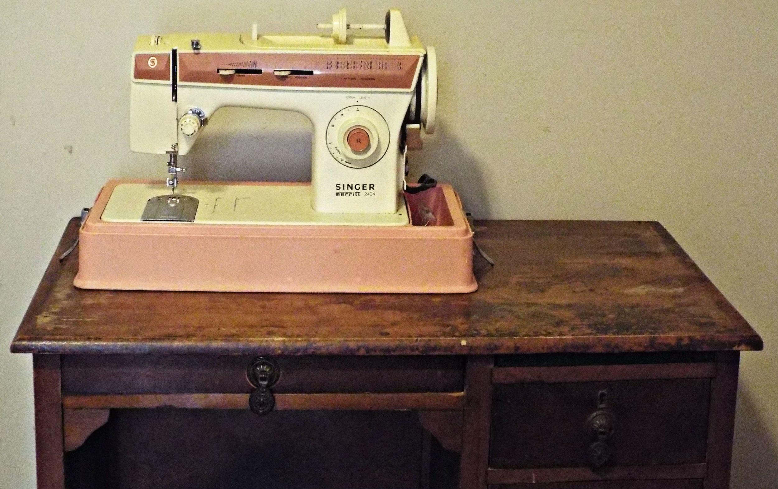 """Grandma Rose's """"Sewing Table"""""""