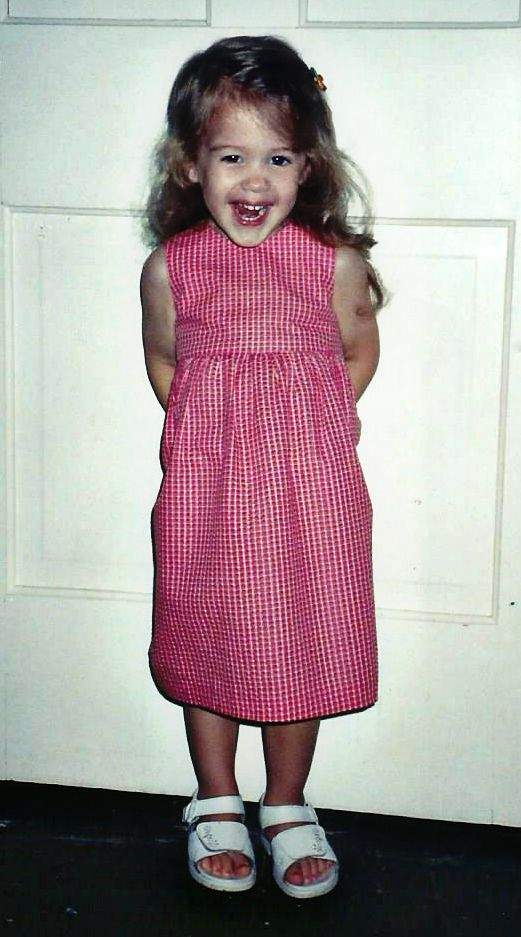 Sarah's Seersucker Dress