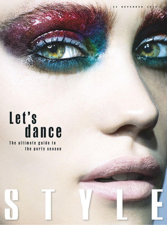 SundayTimesStyle Cover Novemeber 2015