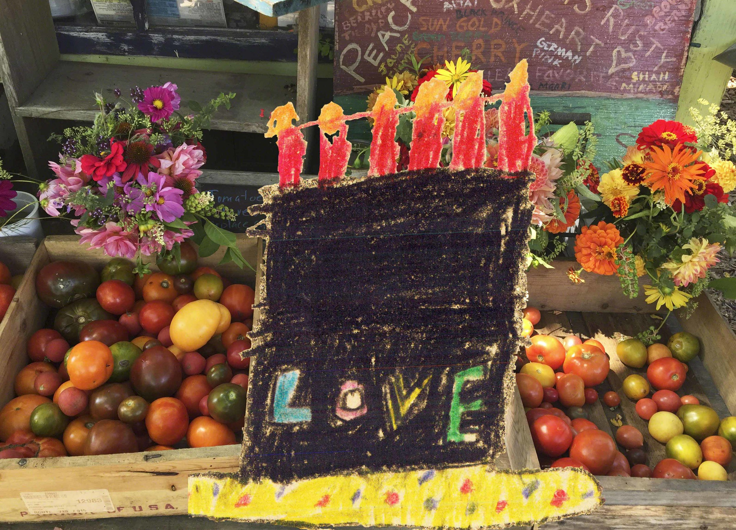 Low Res Love Cake at farmstand.jpg