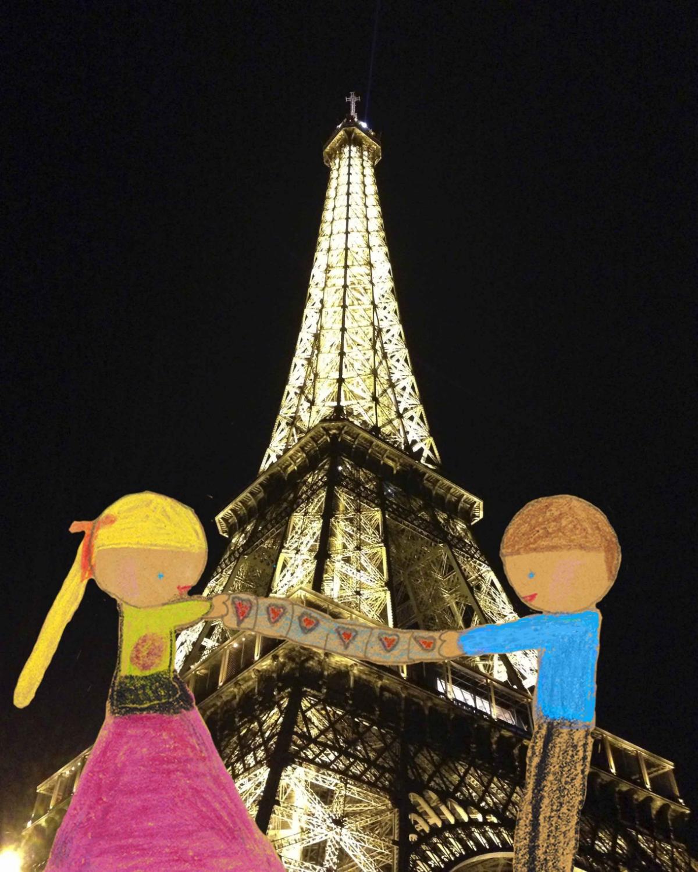 Parisian Couple