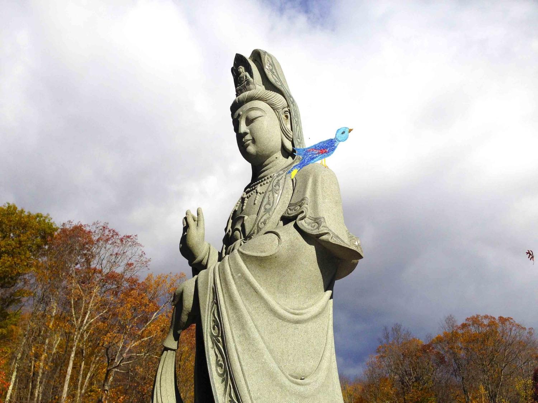 Monastery Visitor