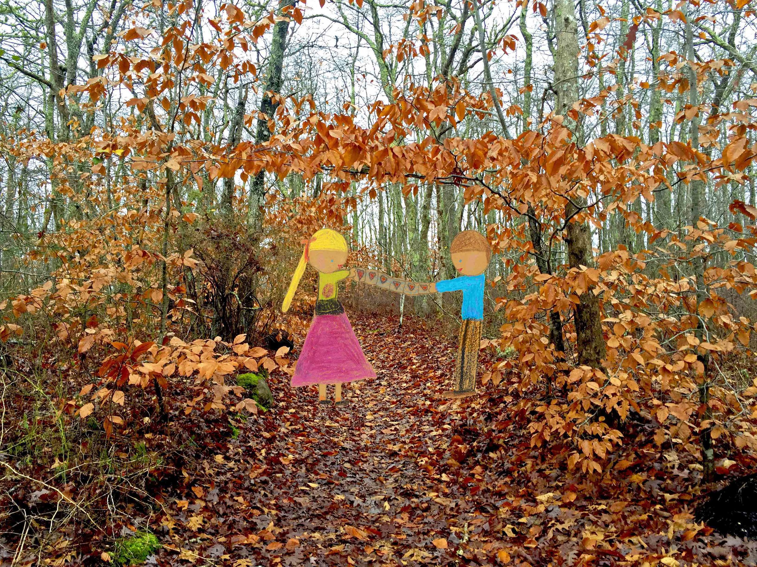 Sherriff's Meadow Couple