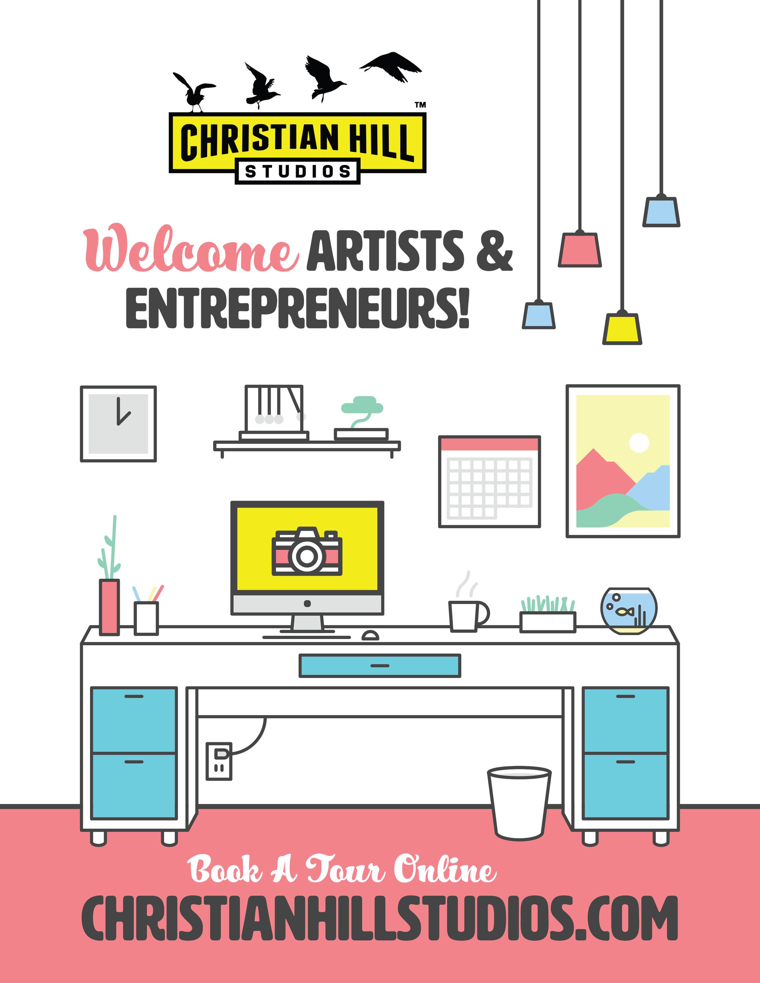 Christian Hill Studios Line Art Poster.jpg