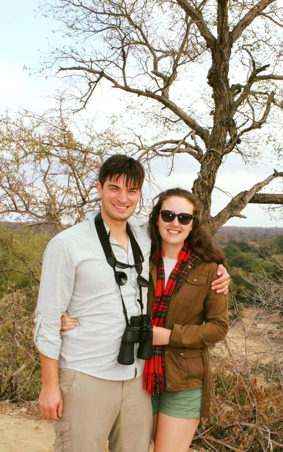 A recent visit to Kruger National Park - right before a lion sighting!