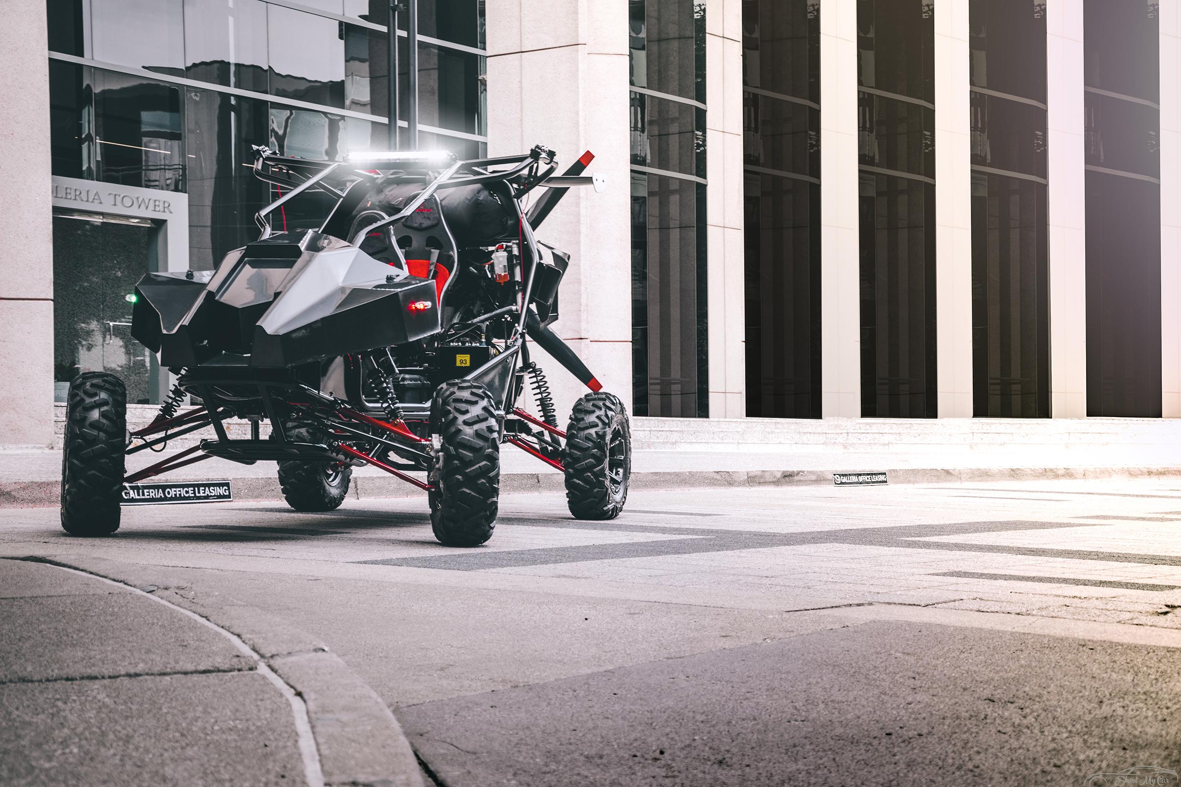 APEX - Esprit de Corps Luxury Driving Tour