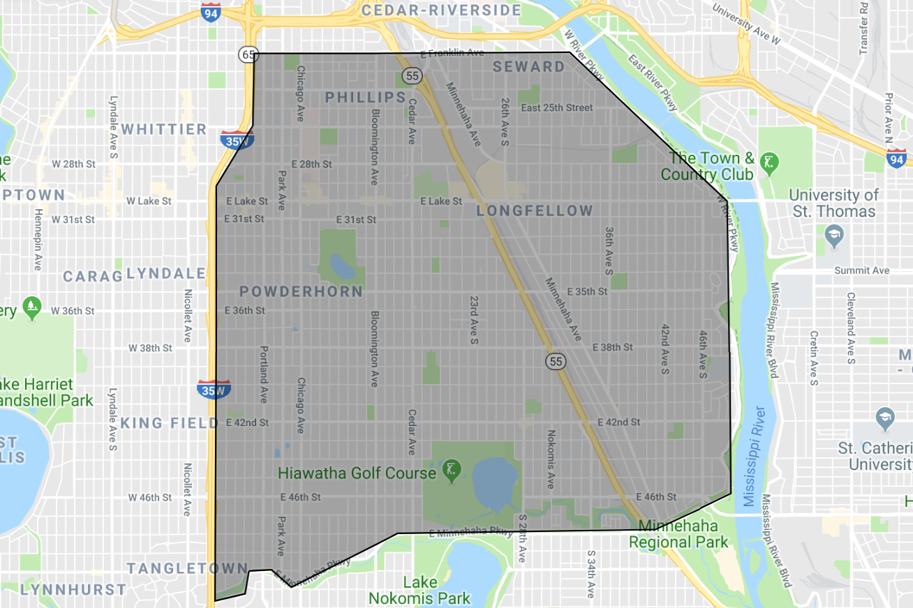 BIKE DELIVERY ROUTE