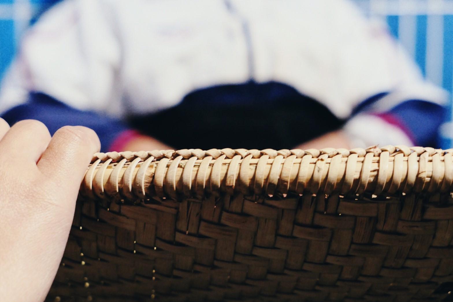 沈迷於Roit阿公雙手細膩編織atapes的每一細節