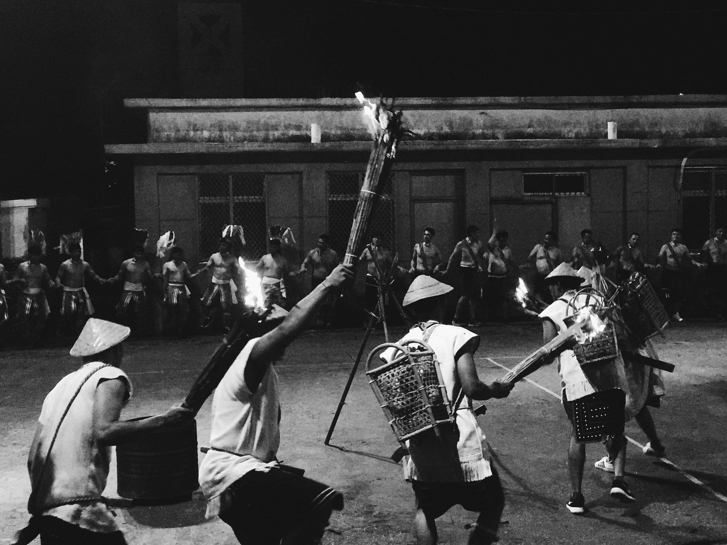 miaoaoway 在祭典時所著裝的樣貌