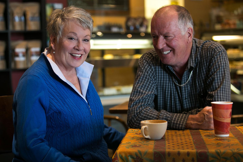 John and Pat D.