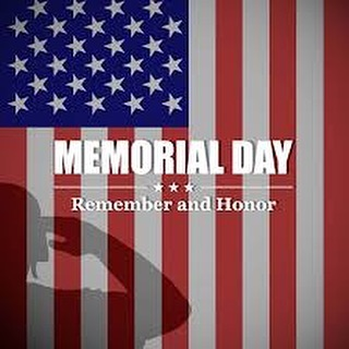 Hope you enjoyed this  weekend!!! Thank you to all who served this great country!!