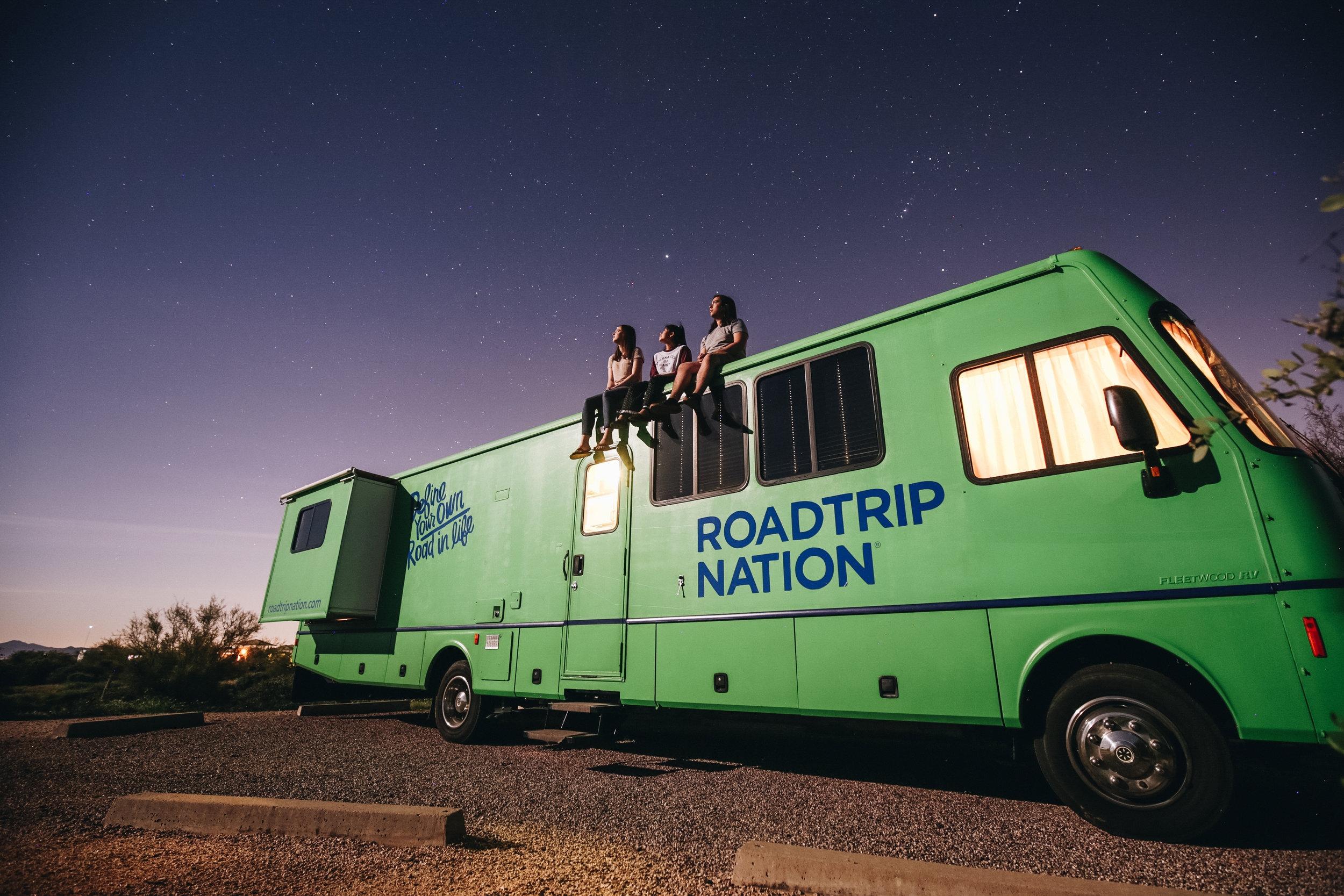 roadtrip nation: future west