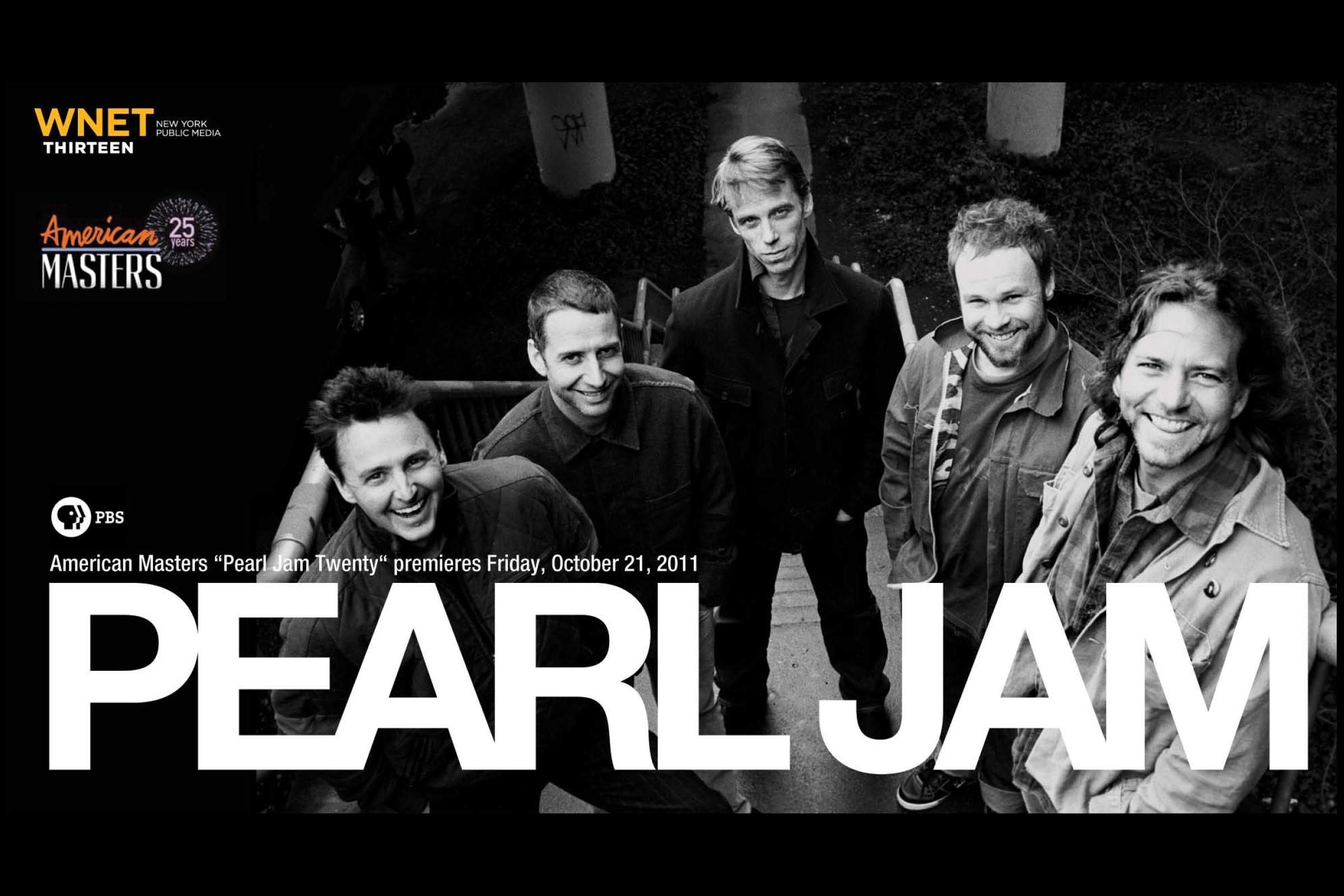 Pearl Jam PJ20 from American Masters