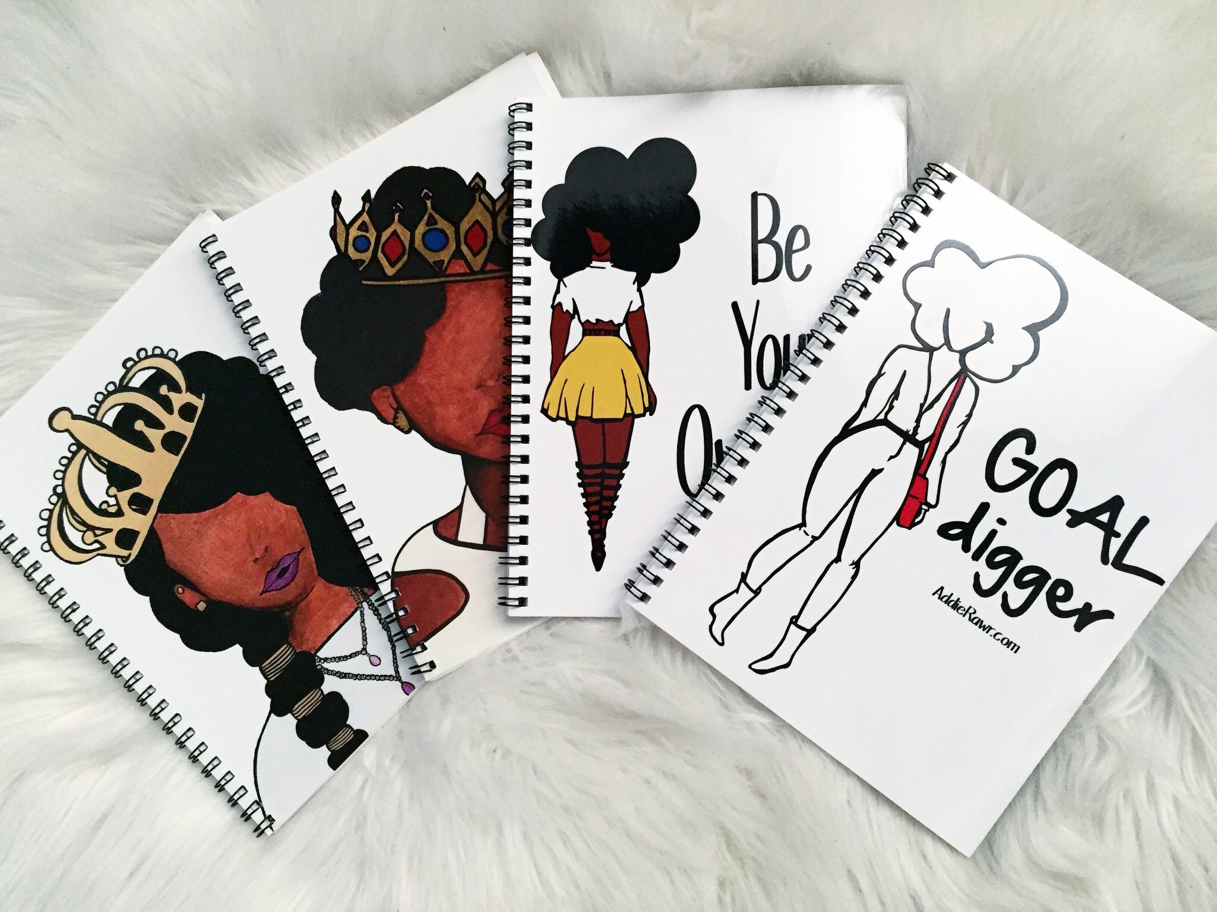 notebooks variety.JPG
