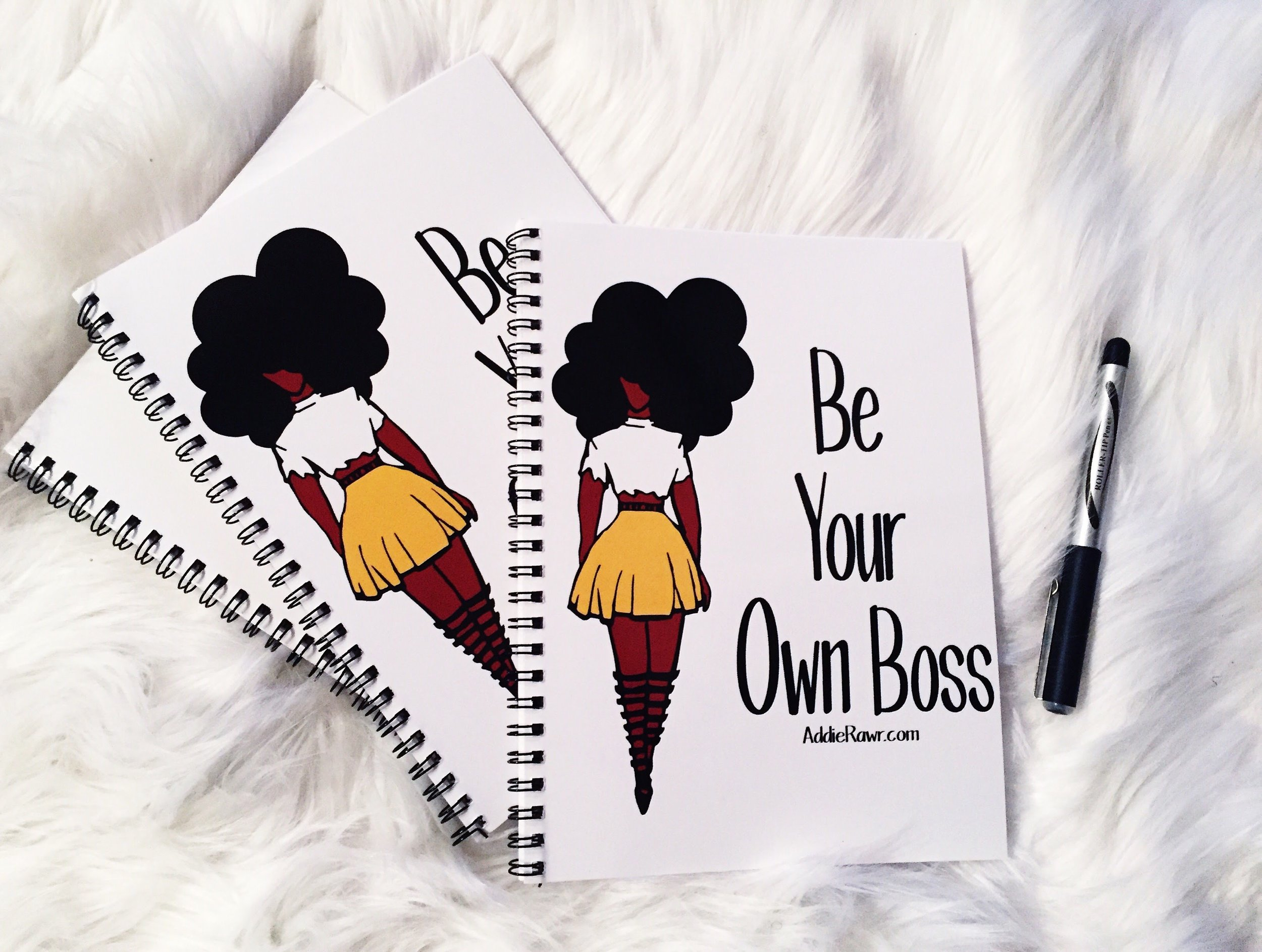 Be Your Own Boss and get control of your business .. shop notebooks  here!