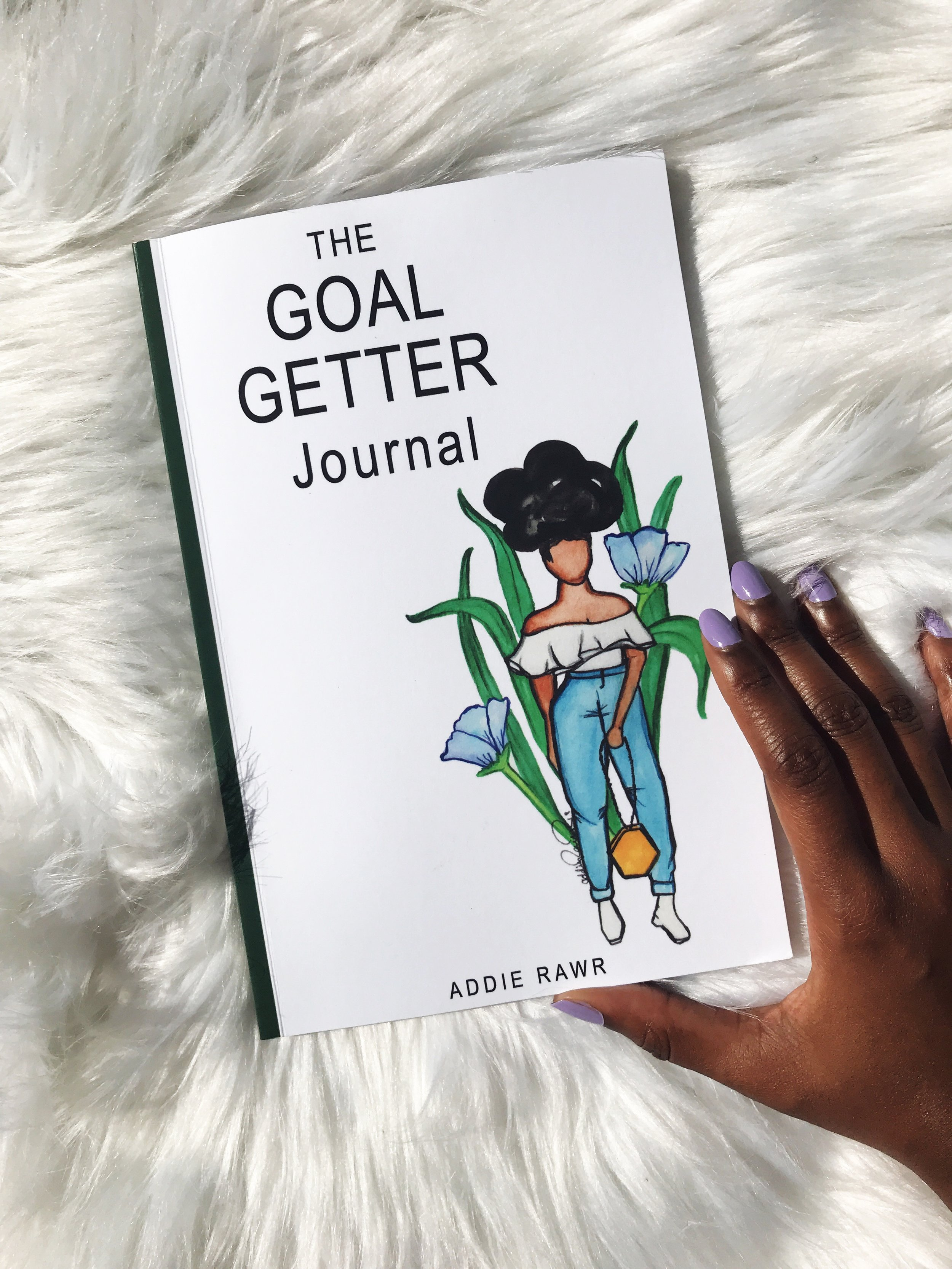 The Goal Getter Journal is in the  shop .