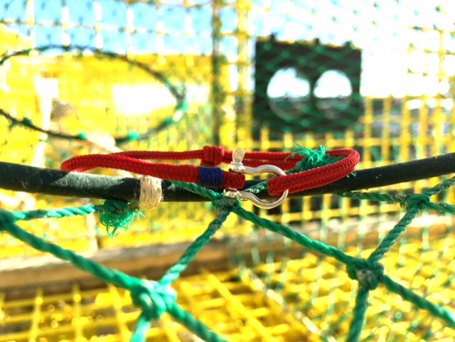 Red castaway side view fish net.jpg