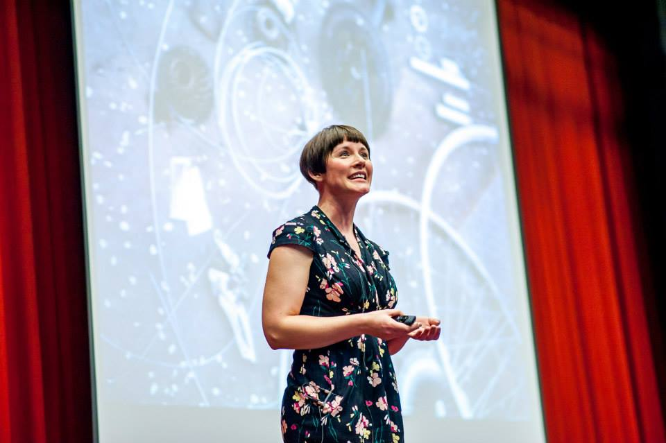 TEDx University of Edinburgh, 2015