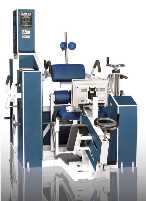 MedX low back exercise Equipment