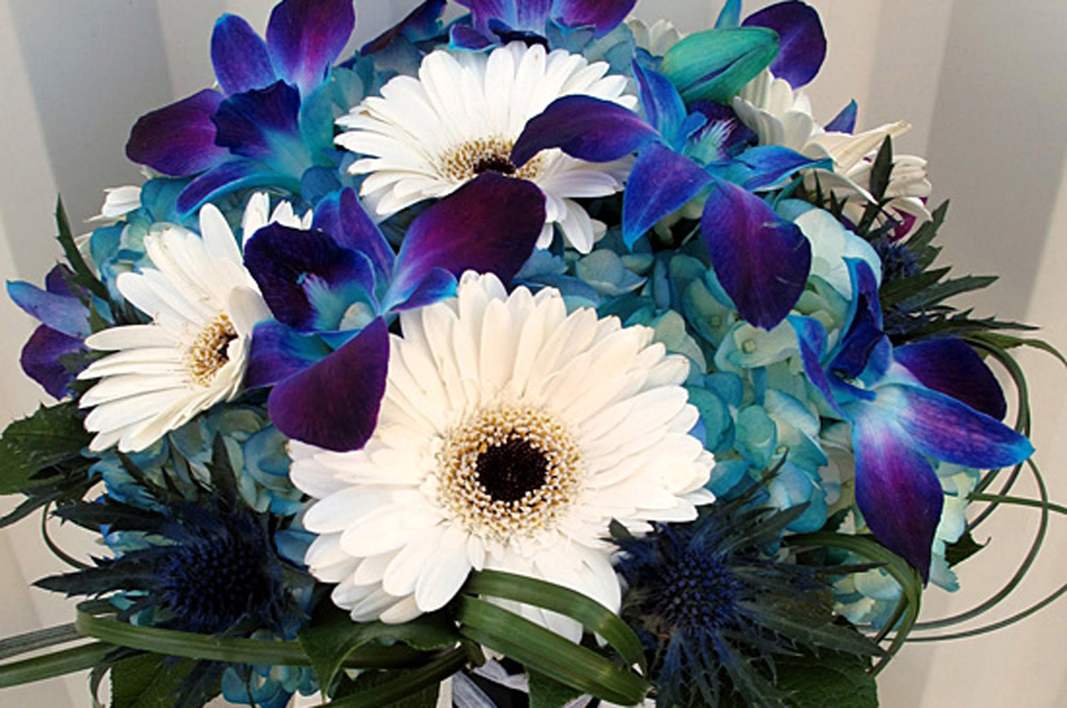 Purple Wedding Bouquets-Middlefield Ohio-Flowers by Emily.jpg