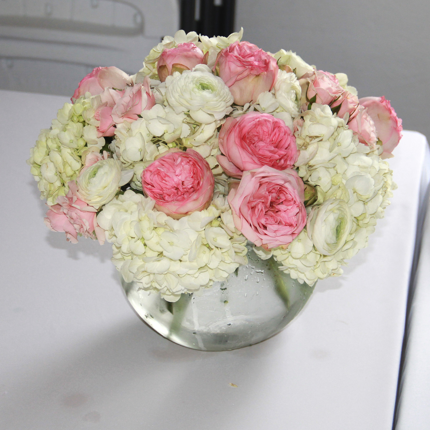 Pink Amish Wedding Flowers-Middlefield Ohio-Flowers by Emily .JPG