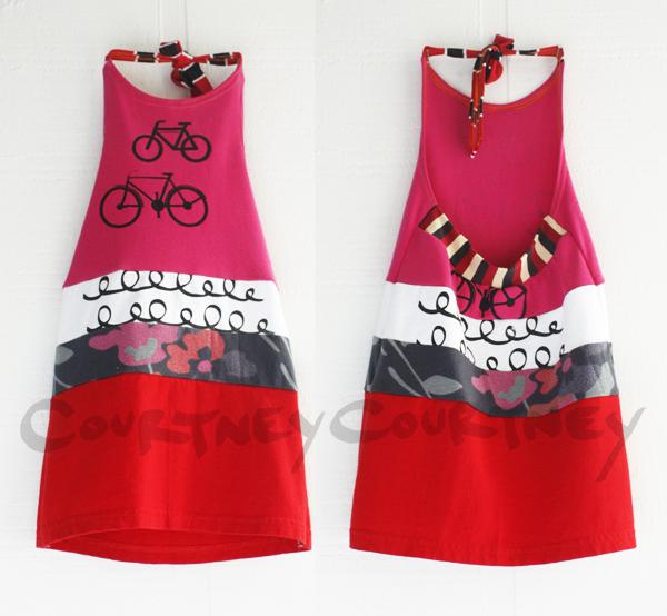 ⅔ bicycles:loopdeloop:halter.jpg