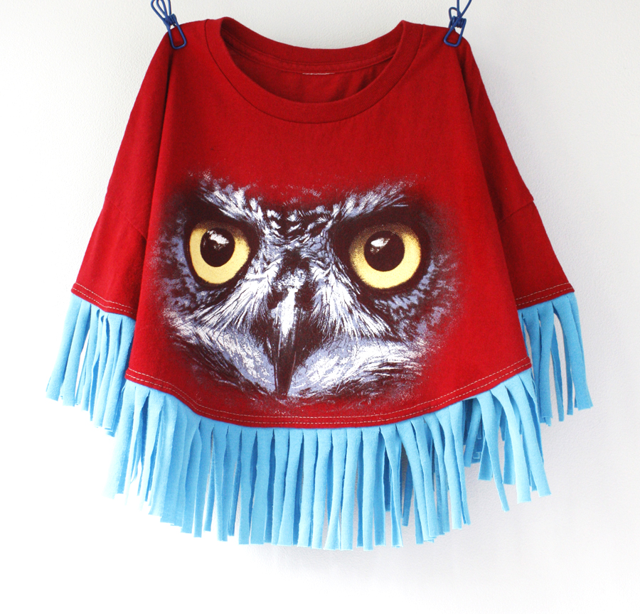 owl:red:turquoise:fringe:poncho.jpg