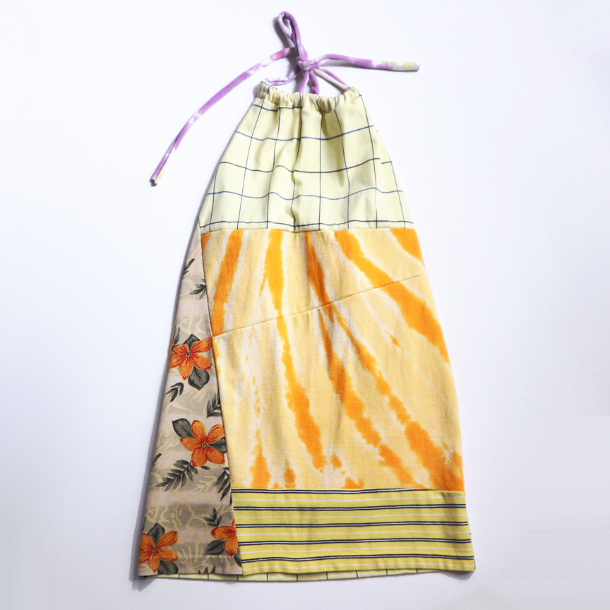 6:7 halter:yellow:stripe:dyed.jpg