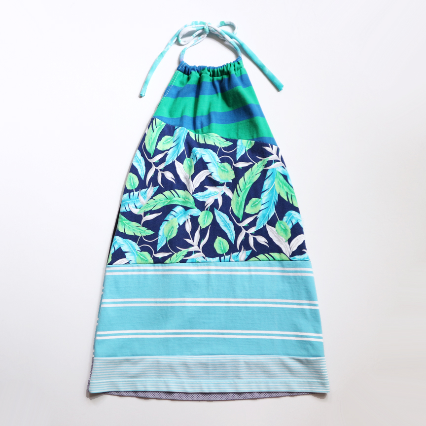 6:7 halter:blues:trop:green:stripe.jpg