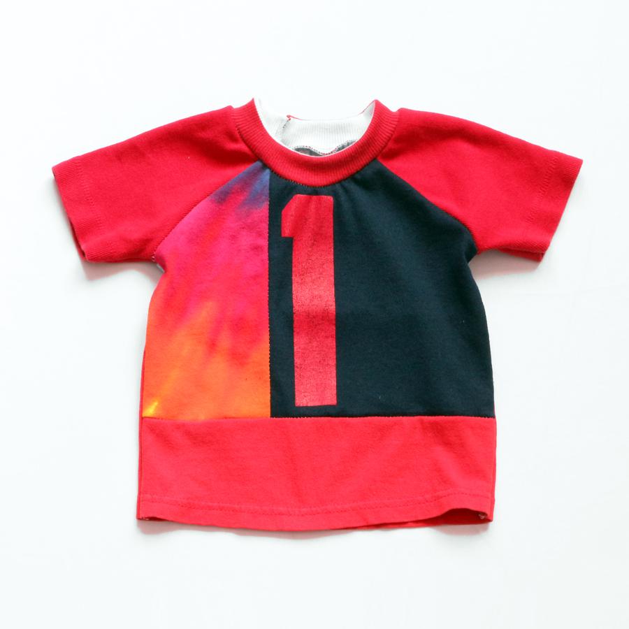 1 first birthday andres unisex tshirt tee.jpg