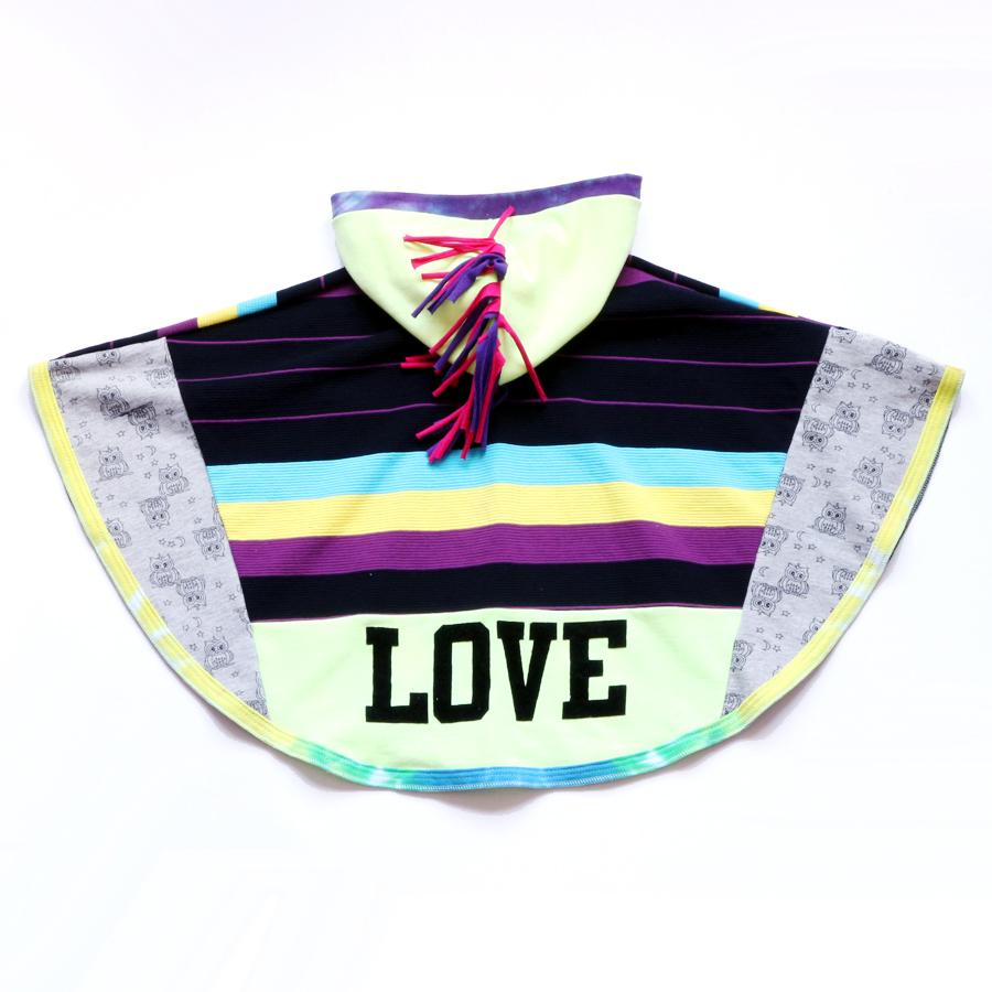 6:7:8 neon:love:purple:poncho.jpg