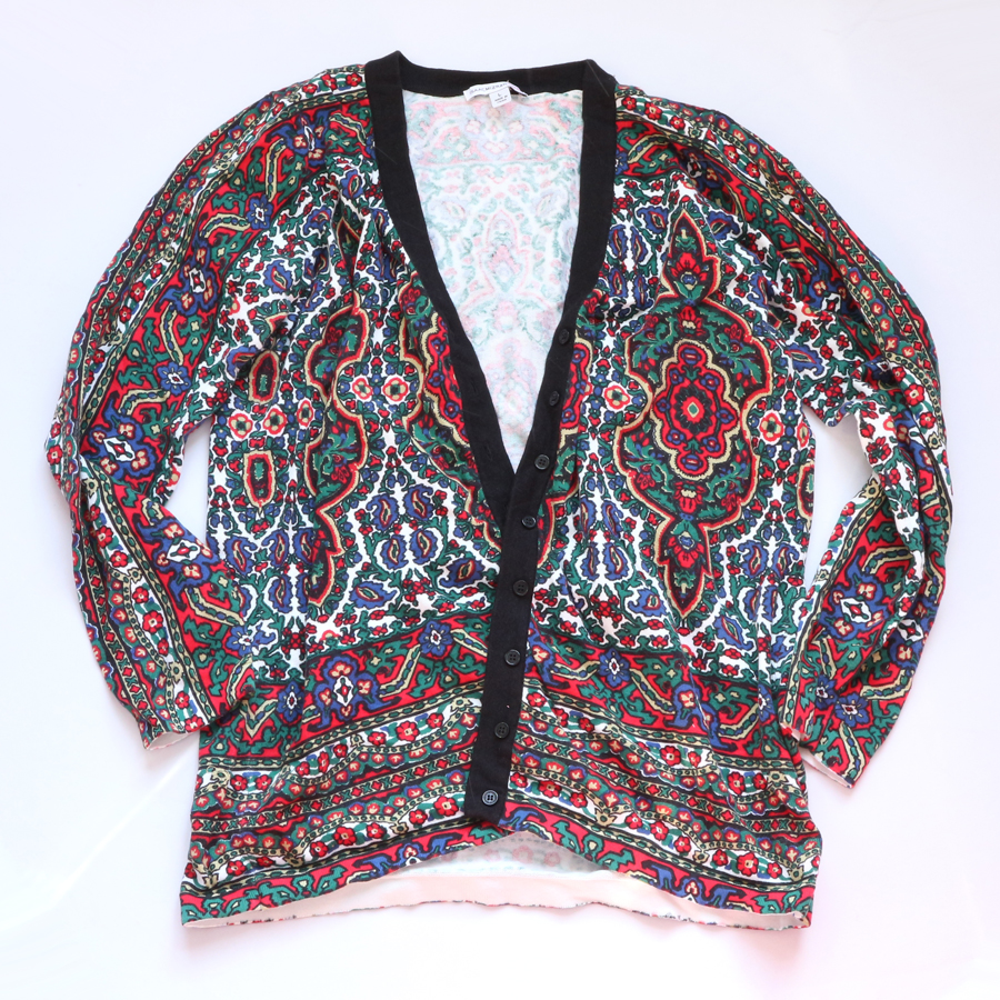 before paisley isaac mizrahi cardigan sweater.jpg