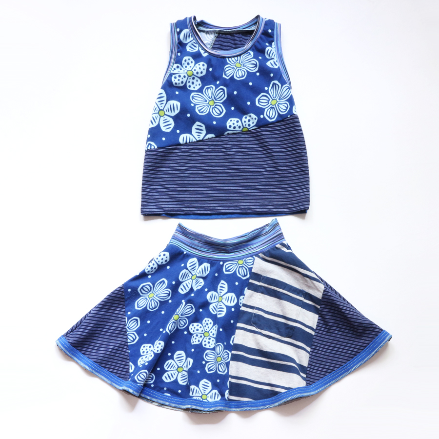 6:7 blue:stripe:flowers:skirt:set.jpg