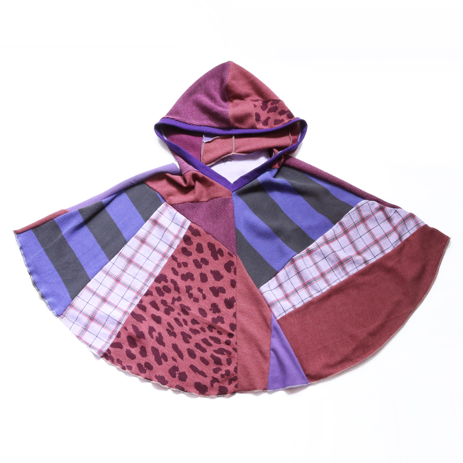 8:10 purple:plaid:maroon:thermal:hooded:poncho.jpg