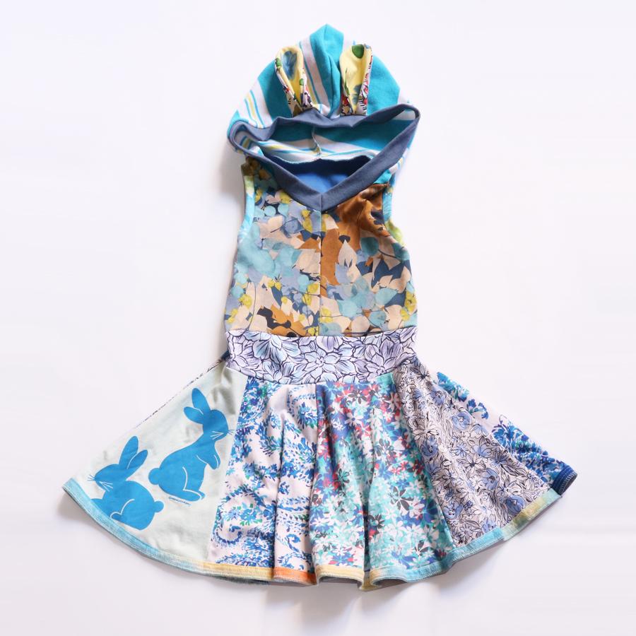 ⅘ floral:blue:green:tank:bunny:print:hoodie.jpg