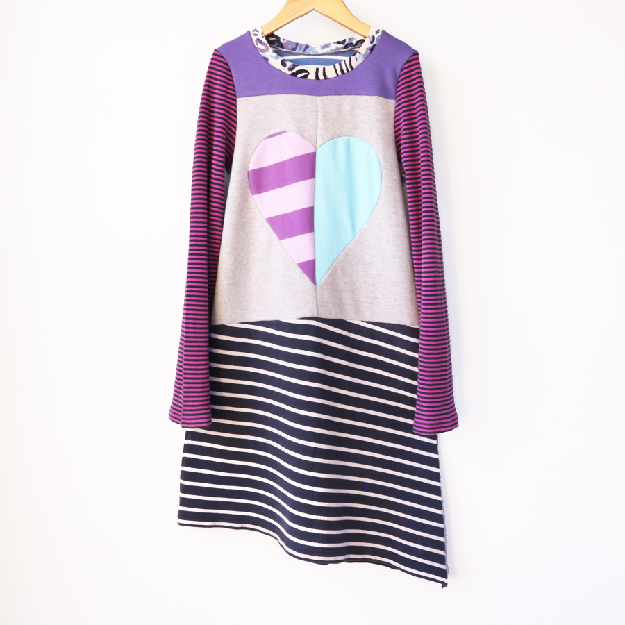 ⅞ blue:purple:stripe:patchwork:heart:asymmetrical:ls .jpg