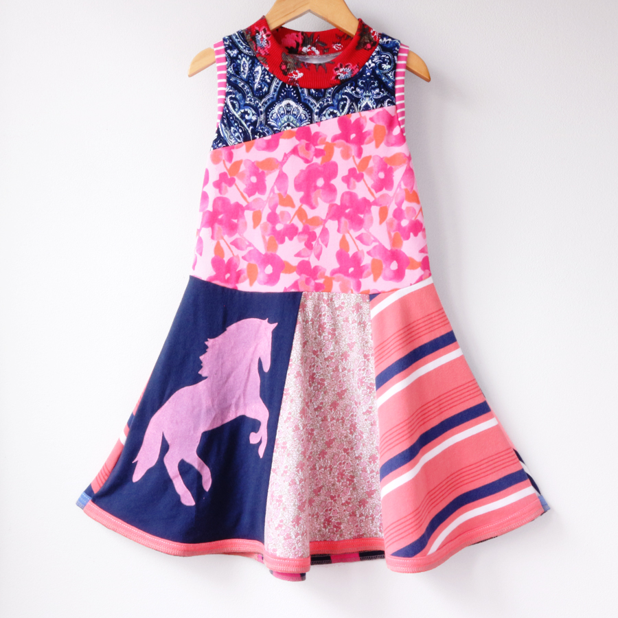 ⅚ navy:pink:horse:stripe:floral.jpg