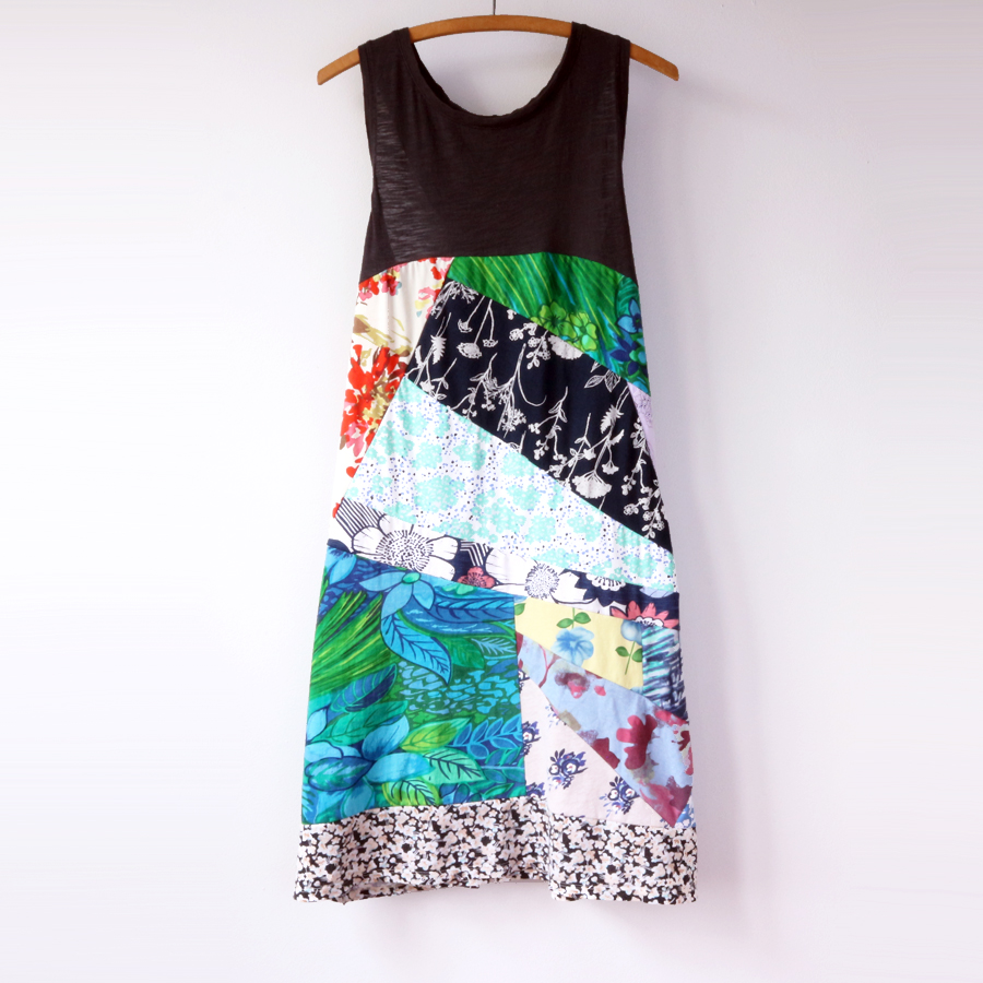 womens tank M superfloral patchwork.jpg