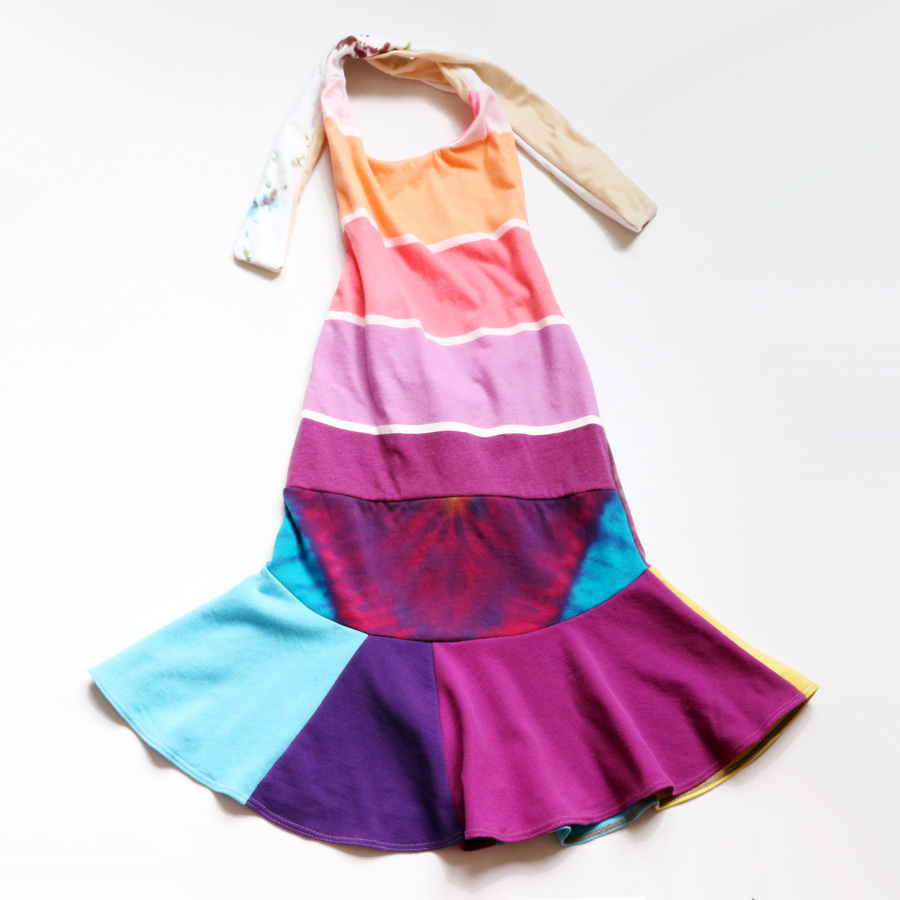 flat ⅞ pink:purple:colorblock:halter.jpg